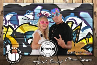 TapSnap 1215 Photo Booth Rentals