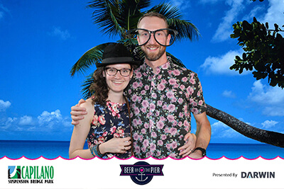Vancouver Photo Booth Rental