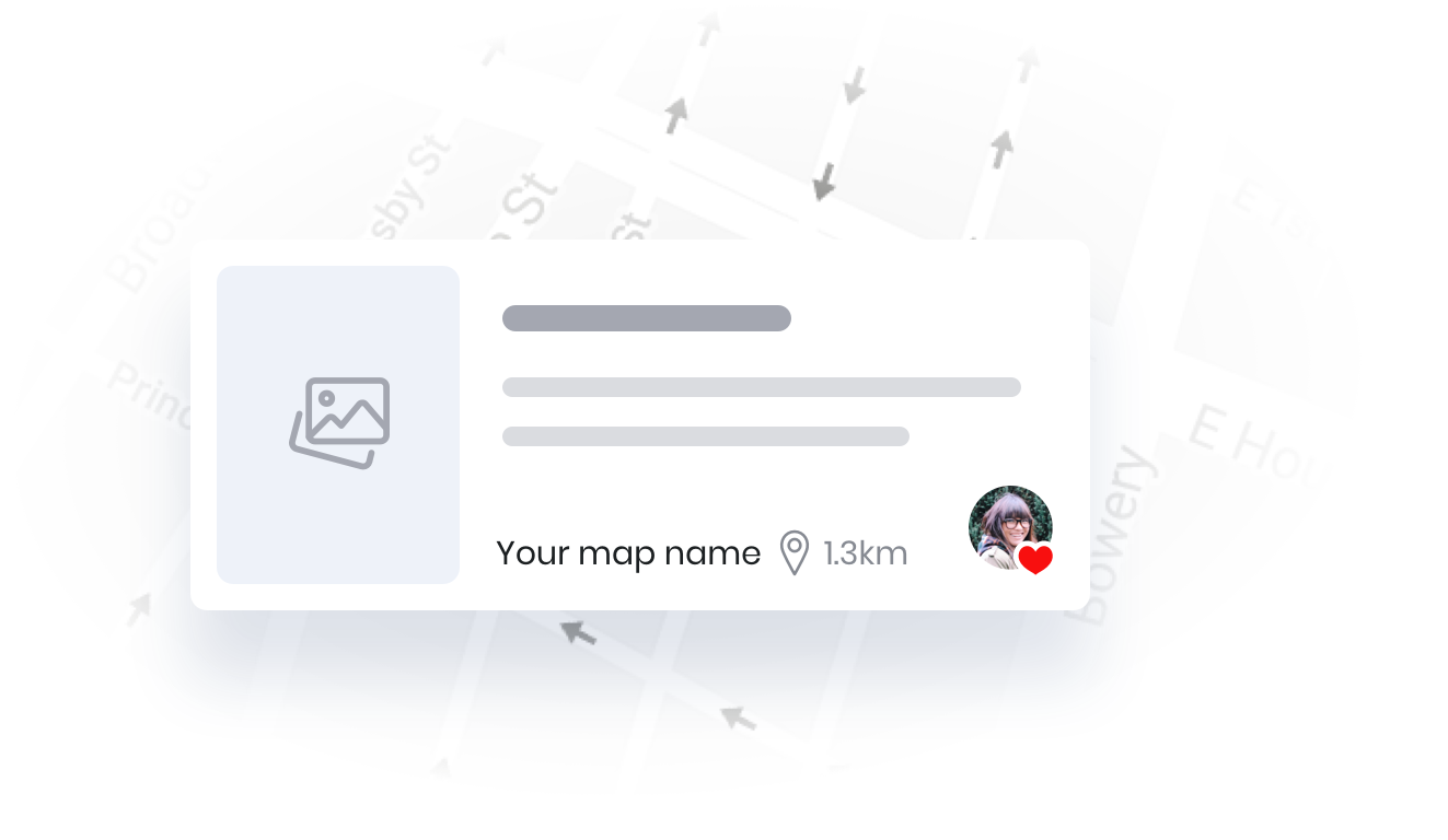 content - your map name