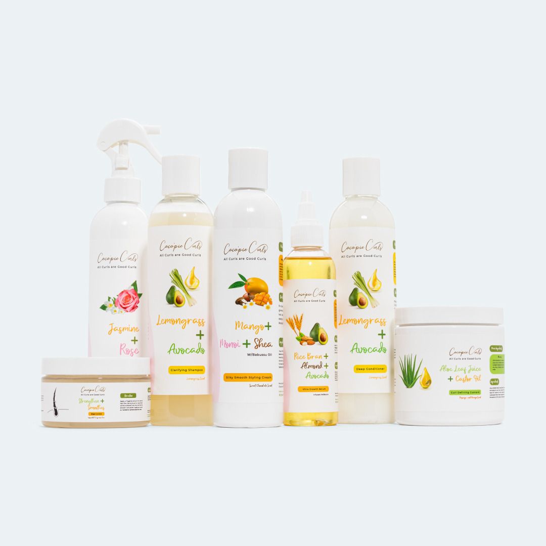 Beauty product photo