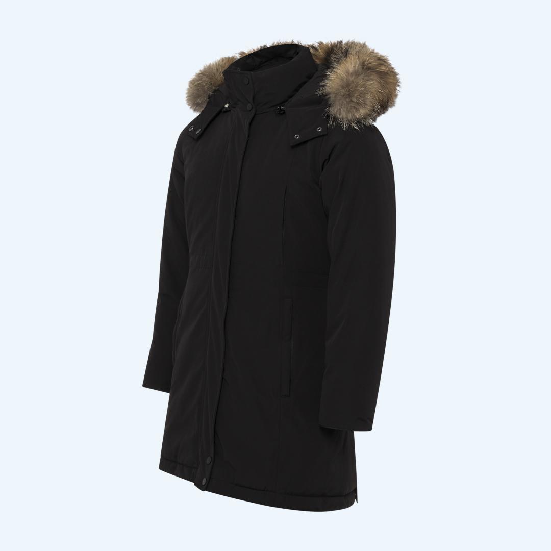 Coat product photo