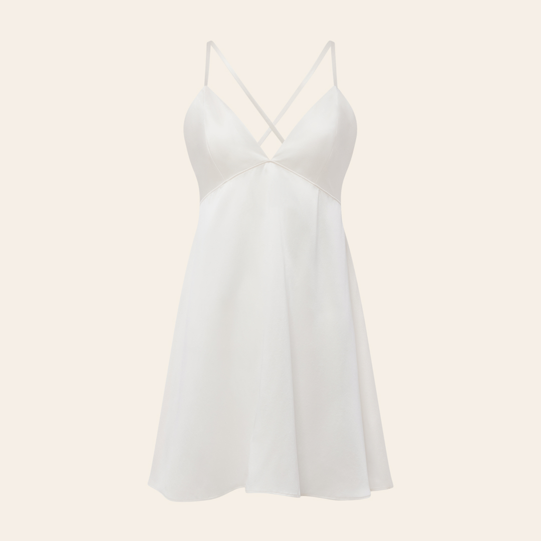 Dress product photography