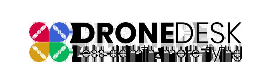 Dronedesk logo