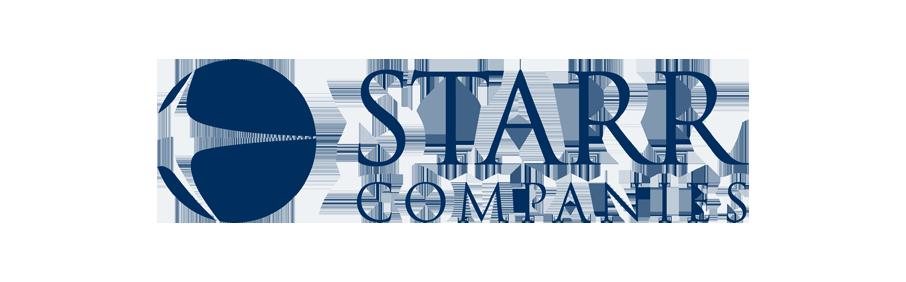 CV Starr logo
