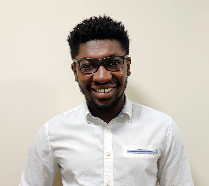 Julian Mensah, CEO of Voltric