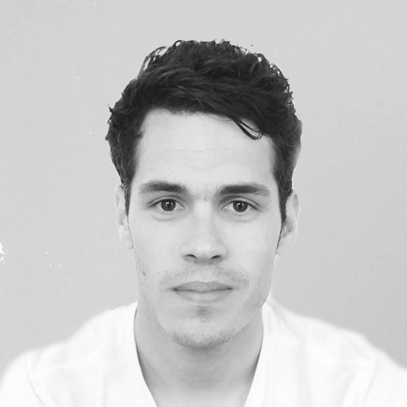 Headshot of Antton Pena, Founder of Flock