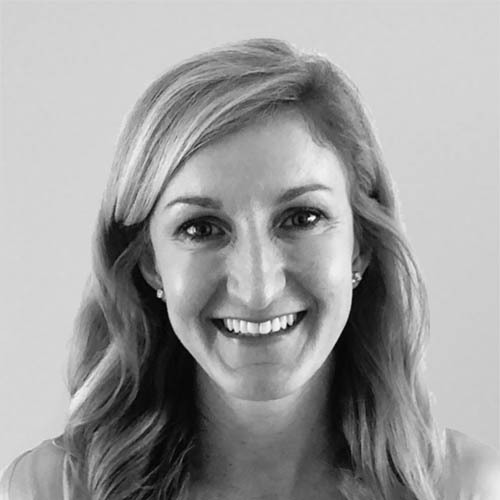 Headshot of Christen Smith, Head of Sales at Flock