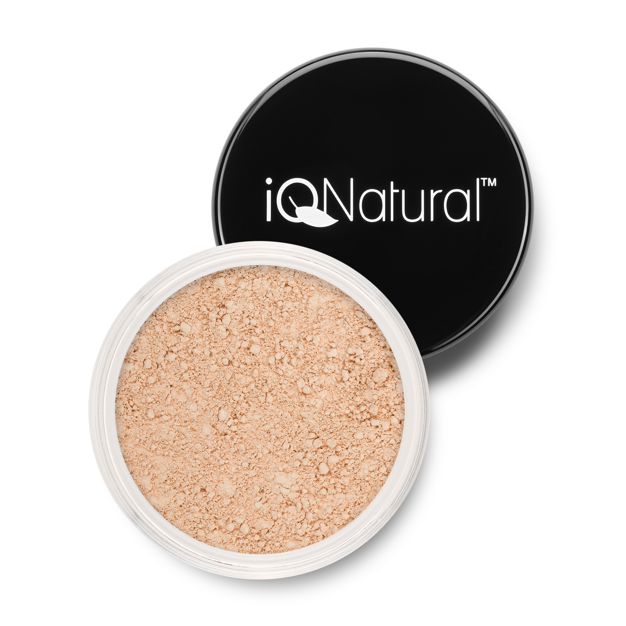 Organic powder product photo