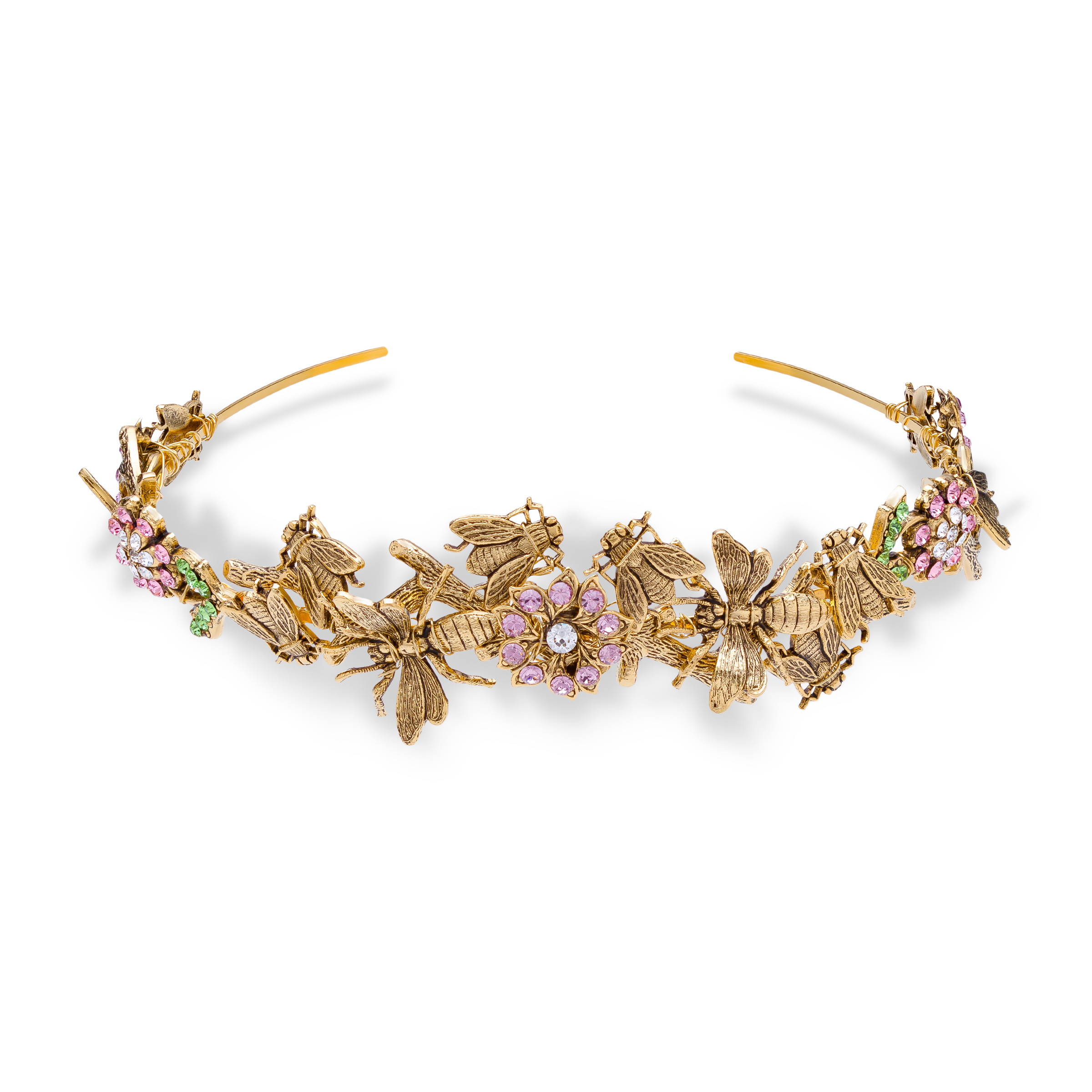 Golden tiara product photo