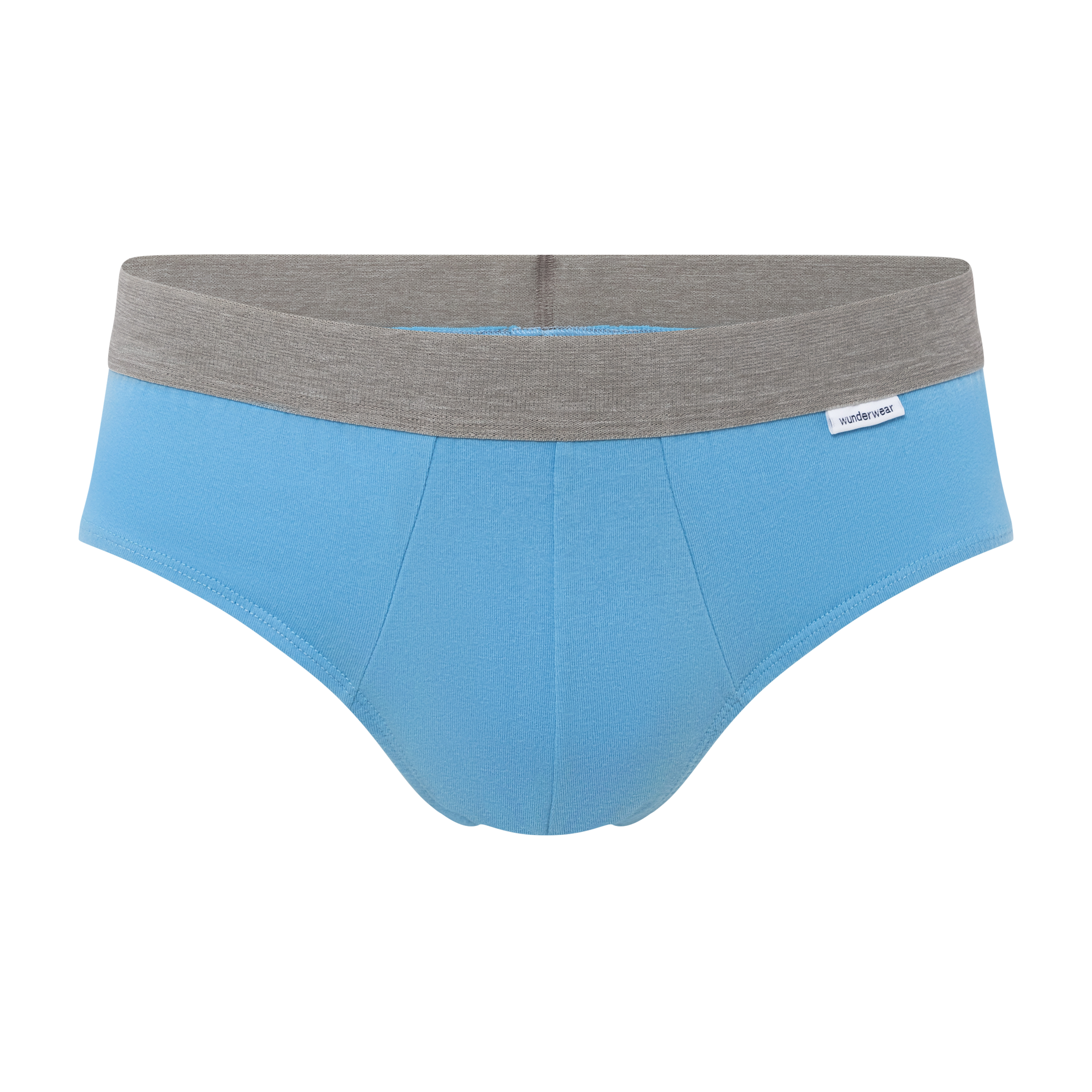 Men blue underwear product photo