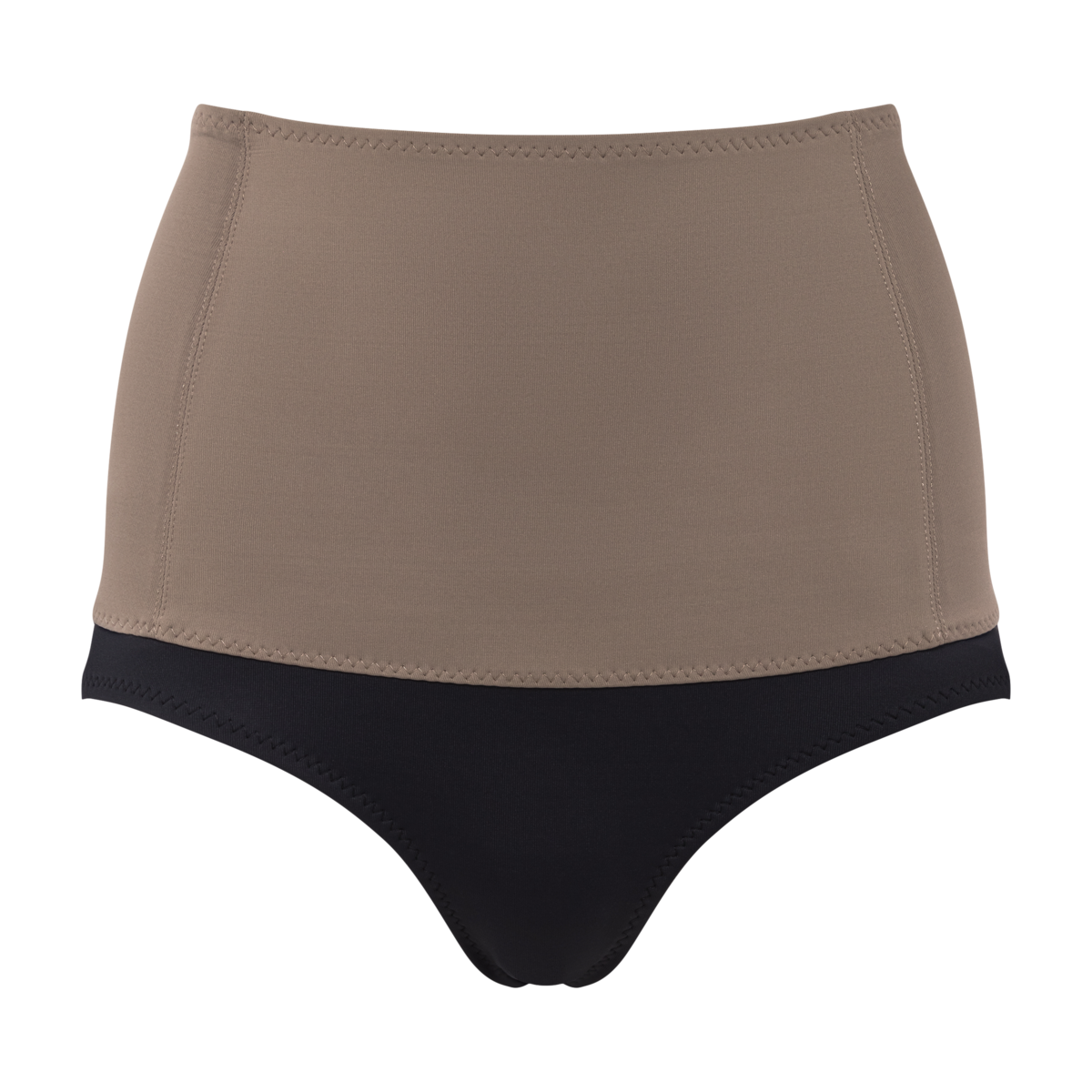 High waisted swimsuit product photography
