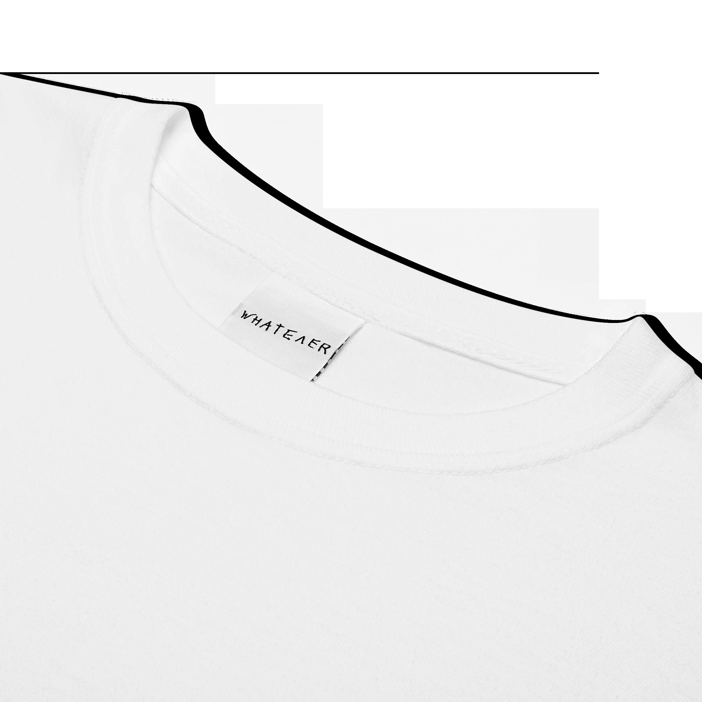 white t-shirt product photo