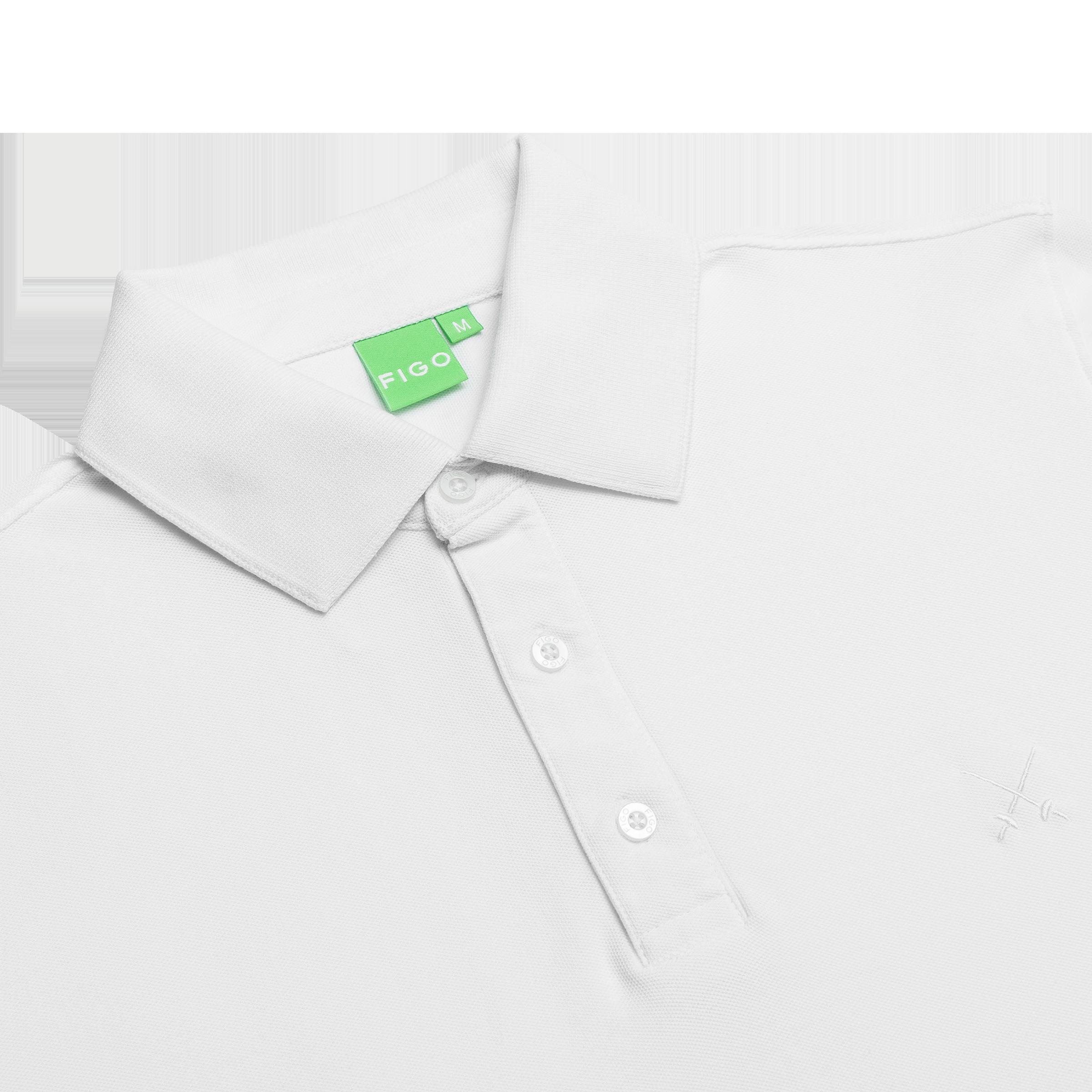 white shirt product photo