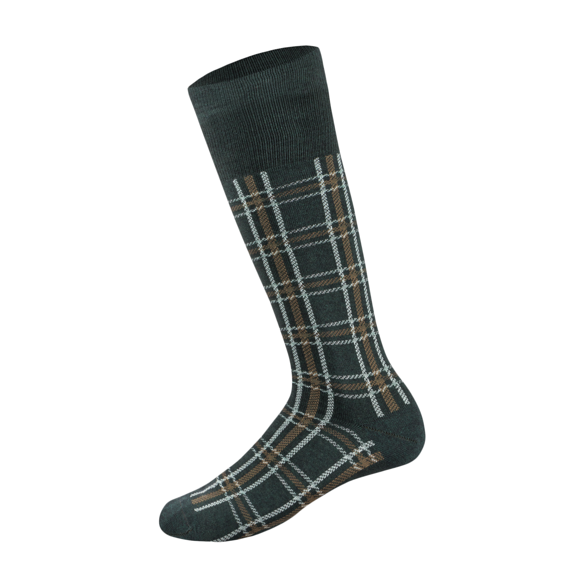 Ghost mannequin socks product photo