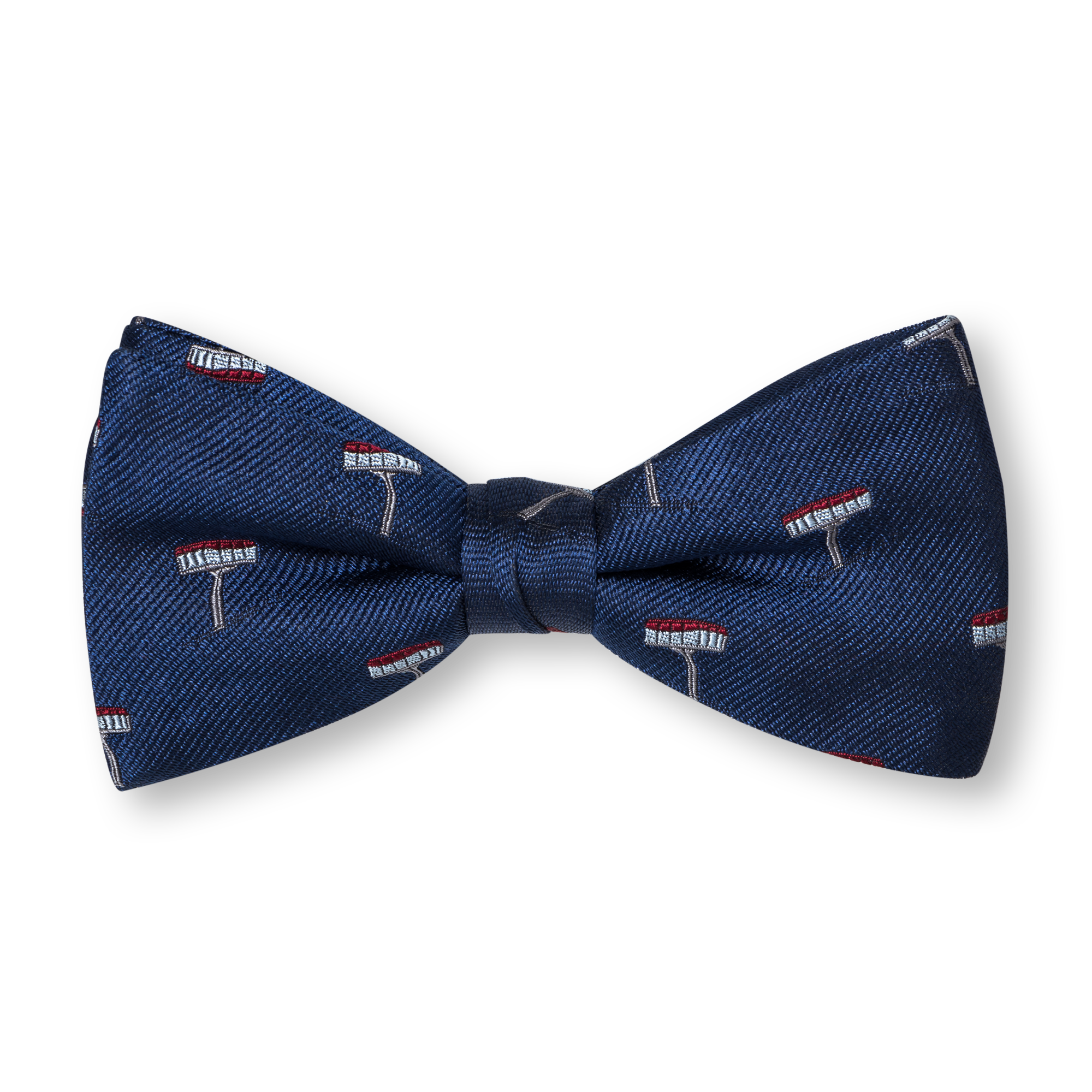 Bow ties product photography