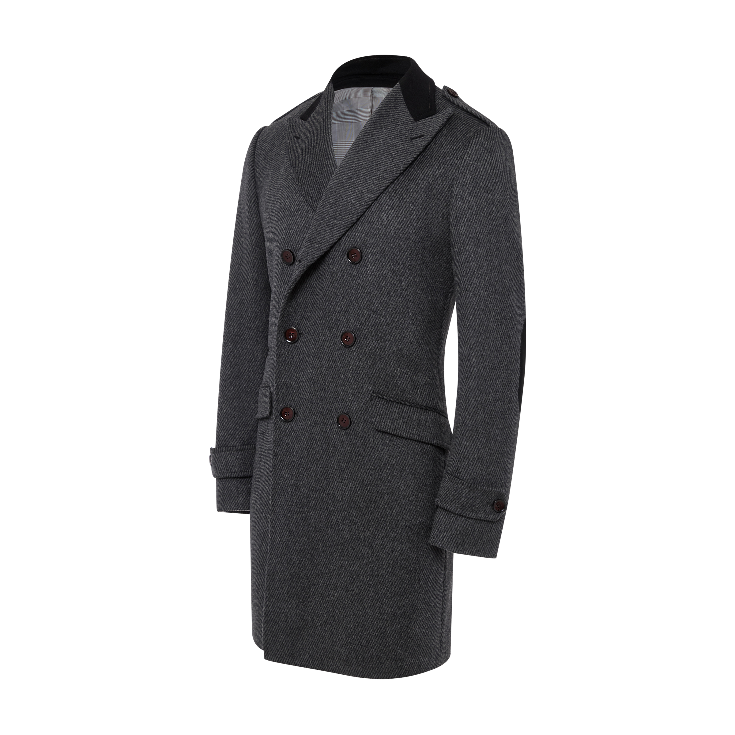 Coats product photography