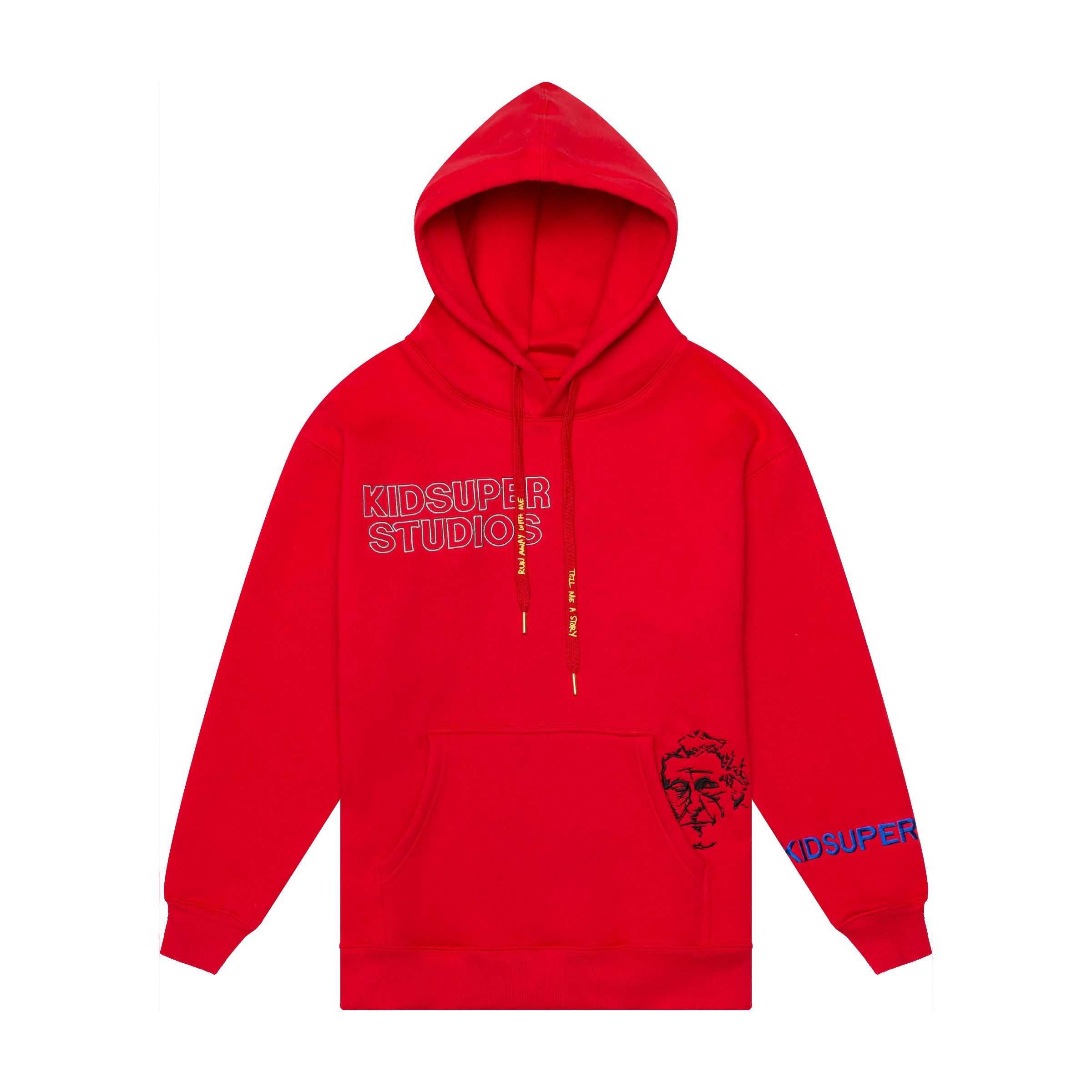 hoodie product photo