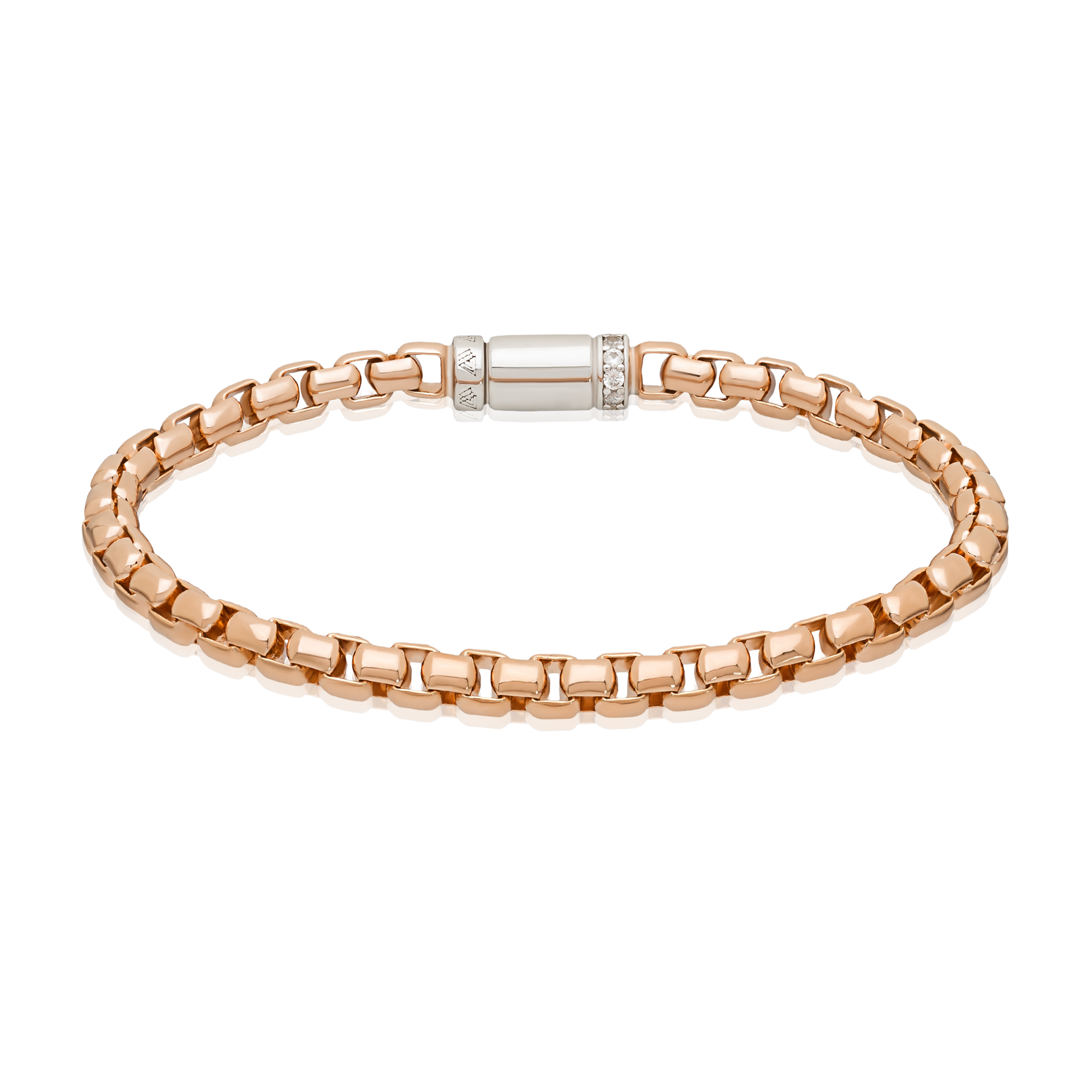 Rose golden bracelet product image