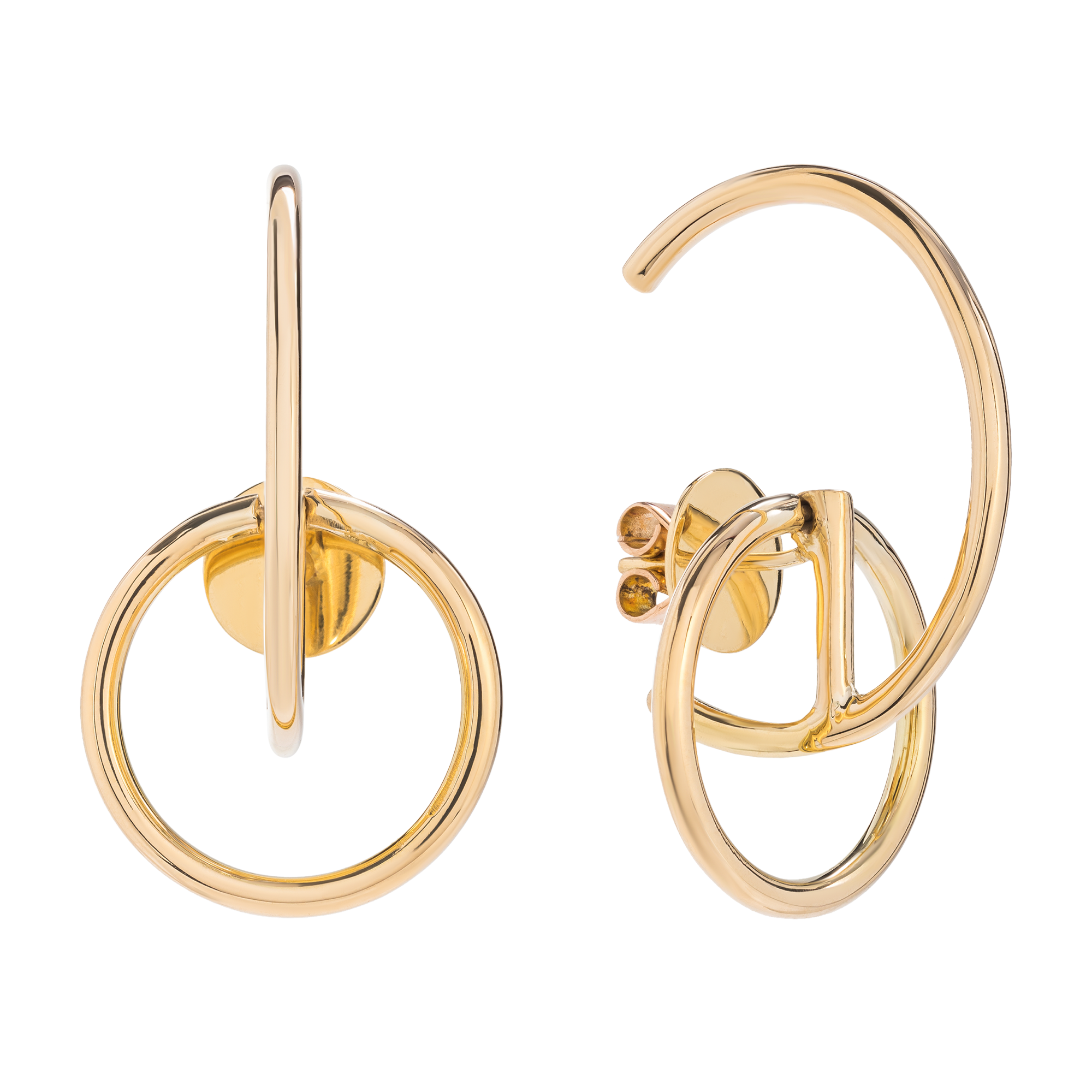 Hoops earrings product image