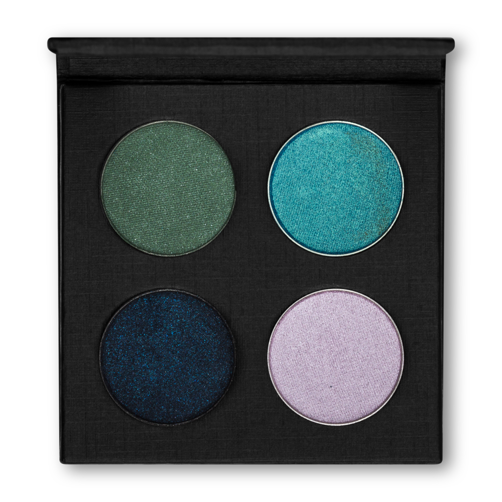eyeshadow palette product photography