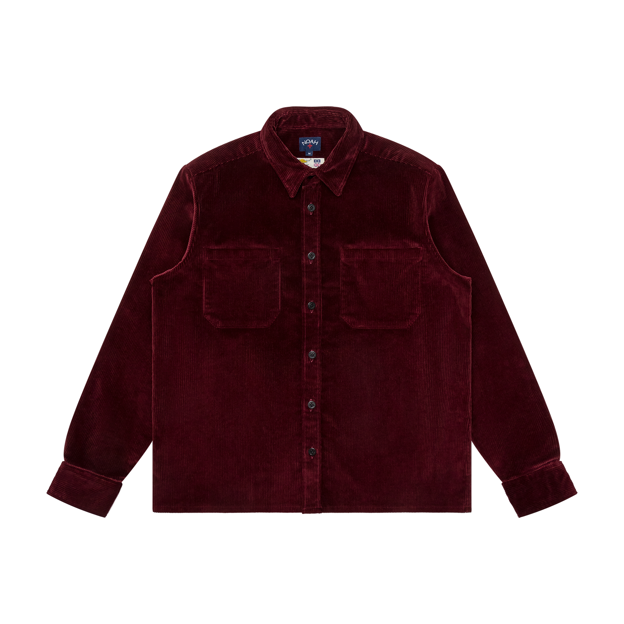 red Jacket product photography