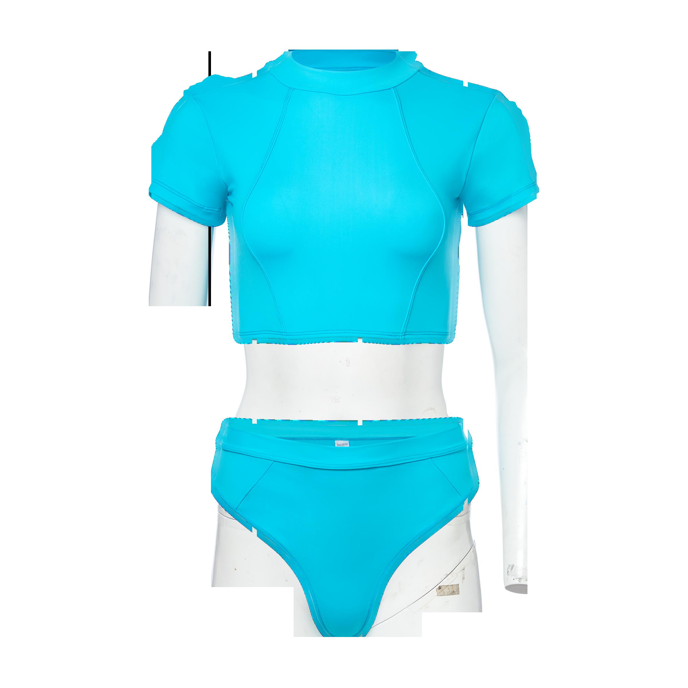 blue Swimsuit product photo