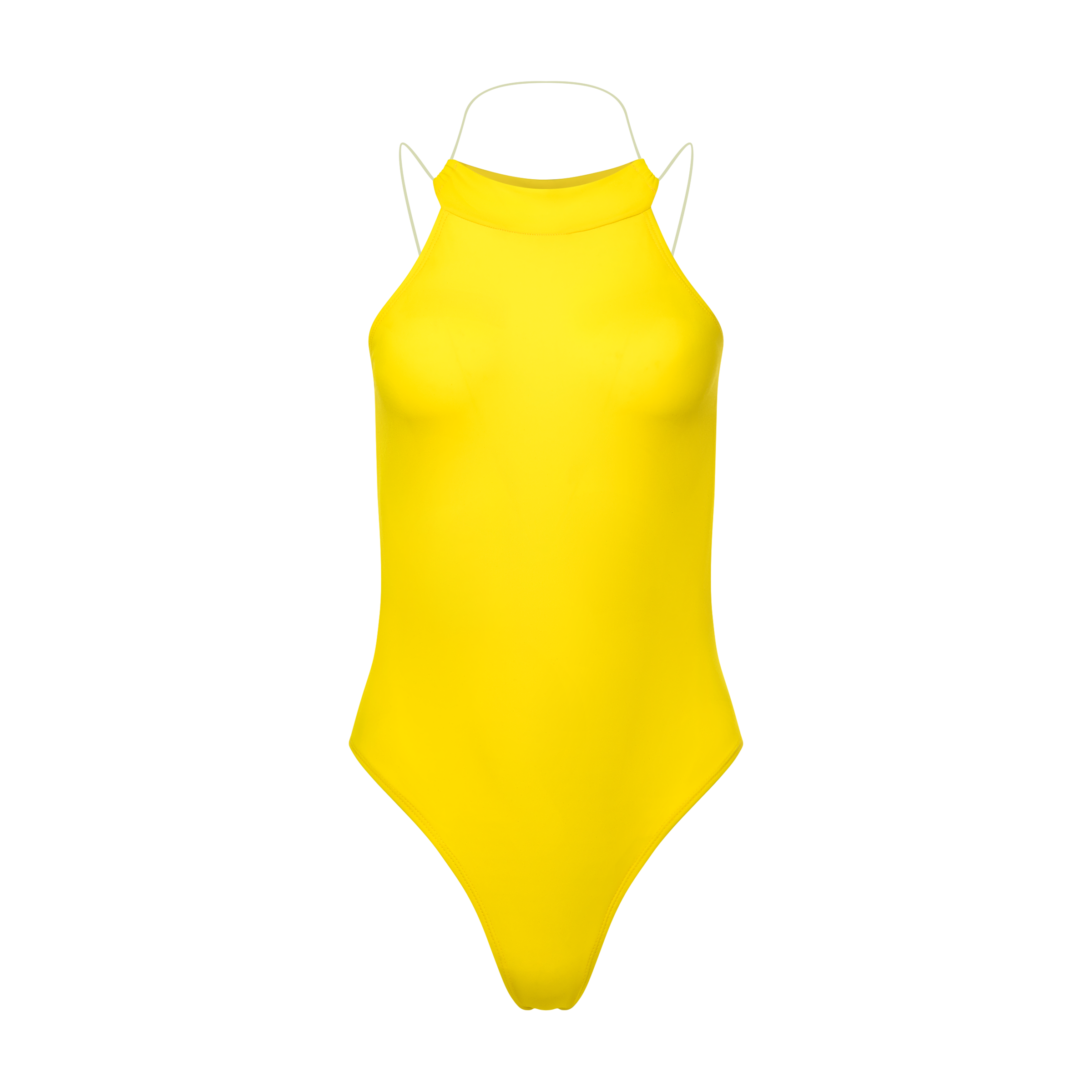 yellow Swimsuit product picture