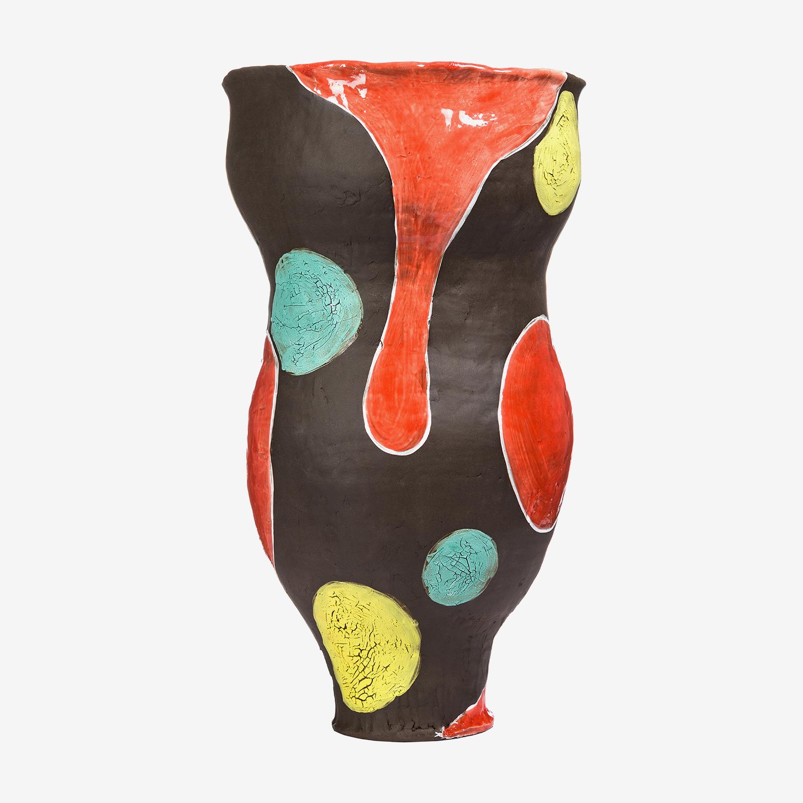 Designer vase product photo