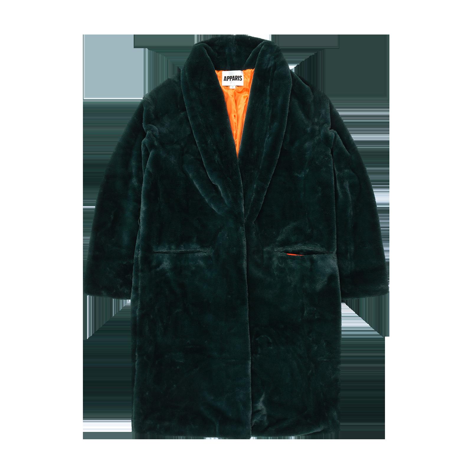Fur coat  product picture