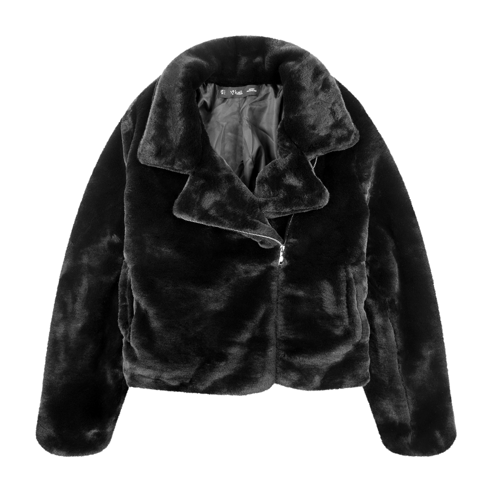 Fur jacket product picture