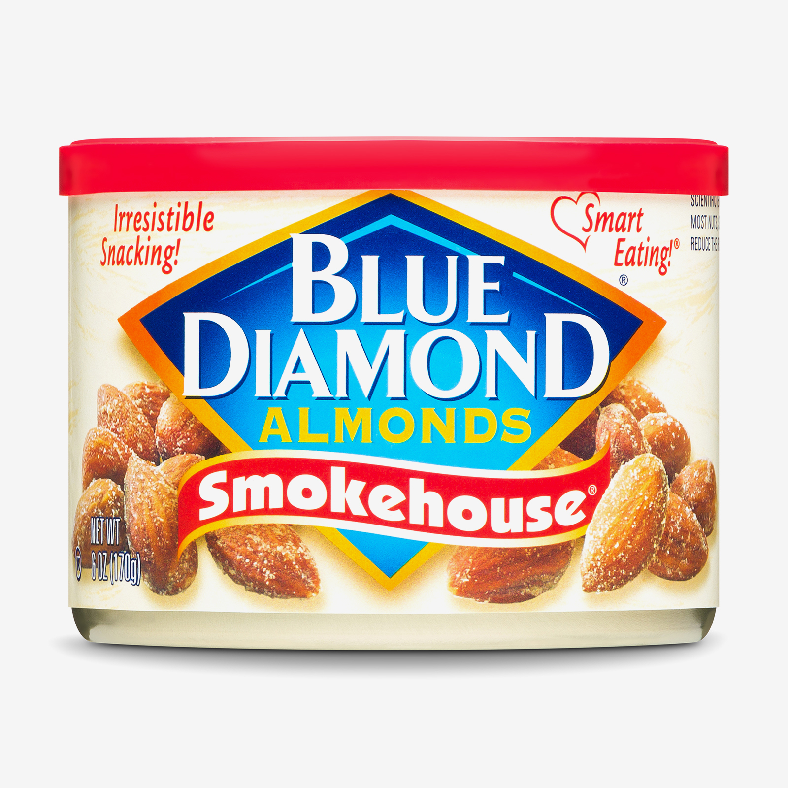 Almonds snack product picture