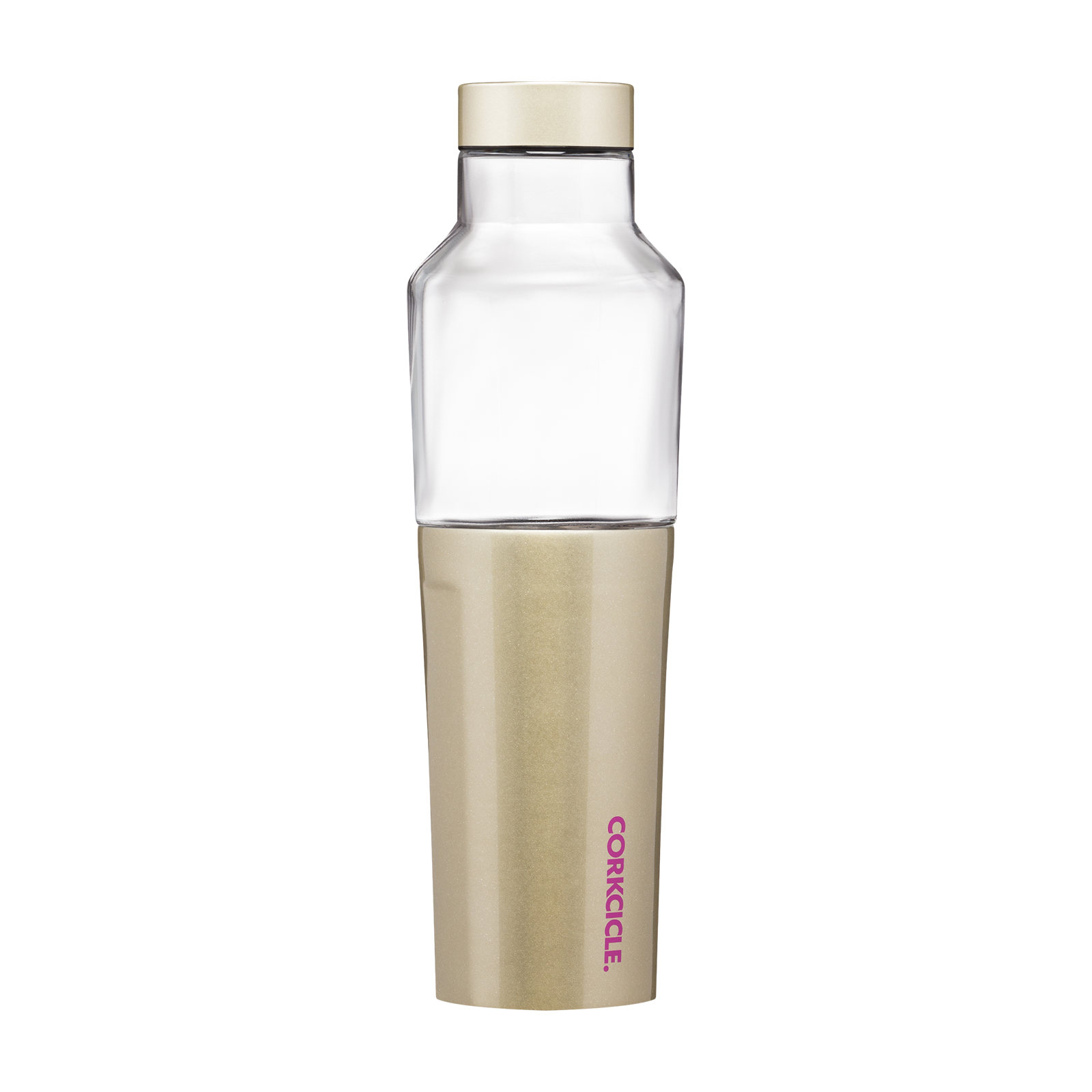 Water bottle product photo