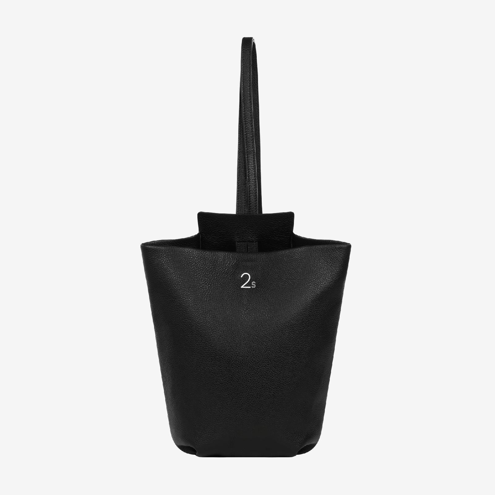Black bag product photography