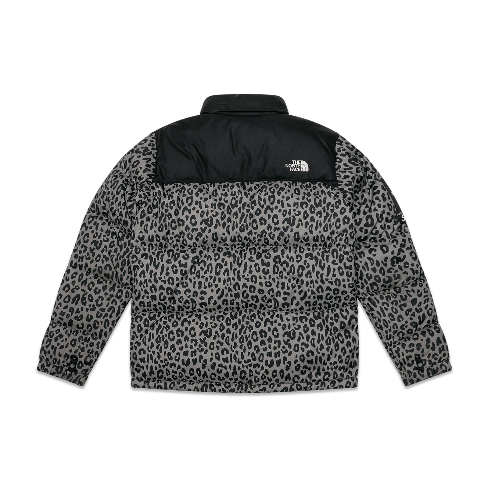 Flat lay jacket product picture