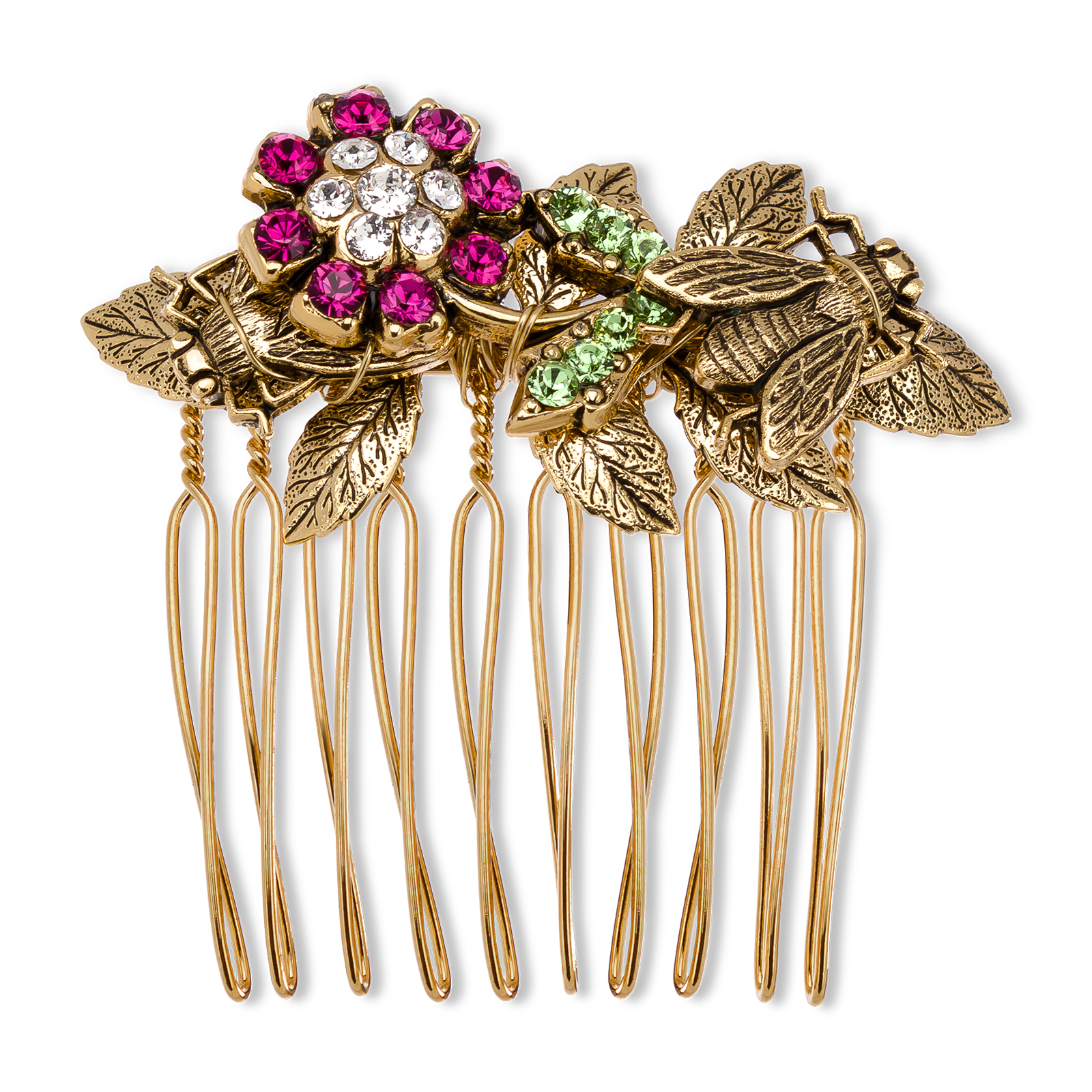 Decorative hair comb product picture