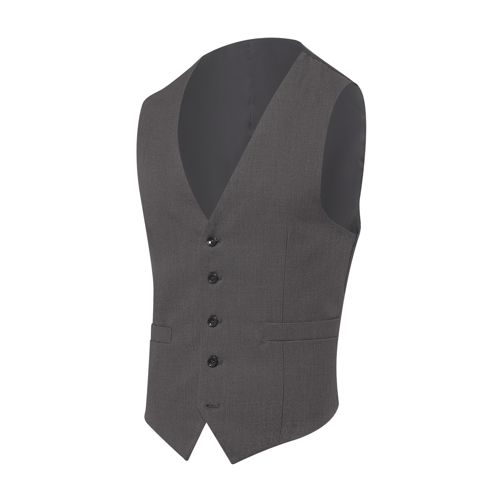 Ghost mannequin vest product photography