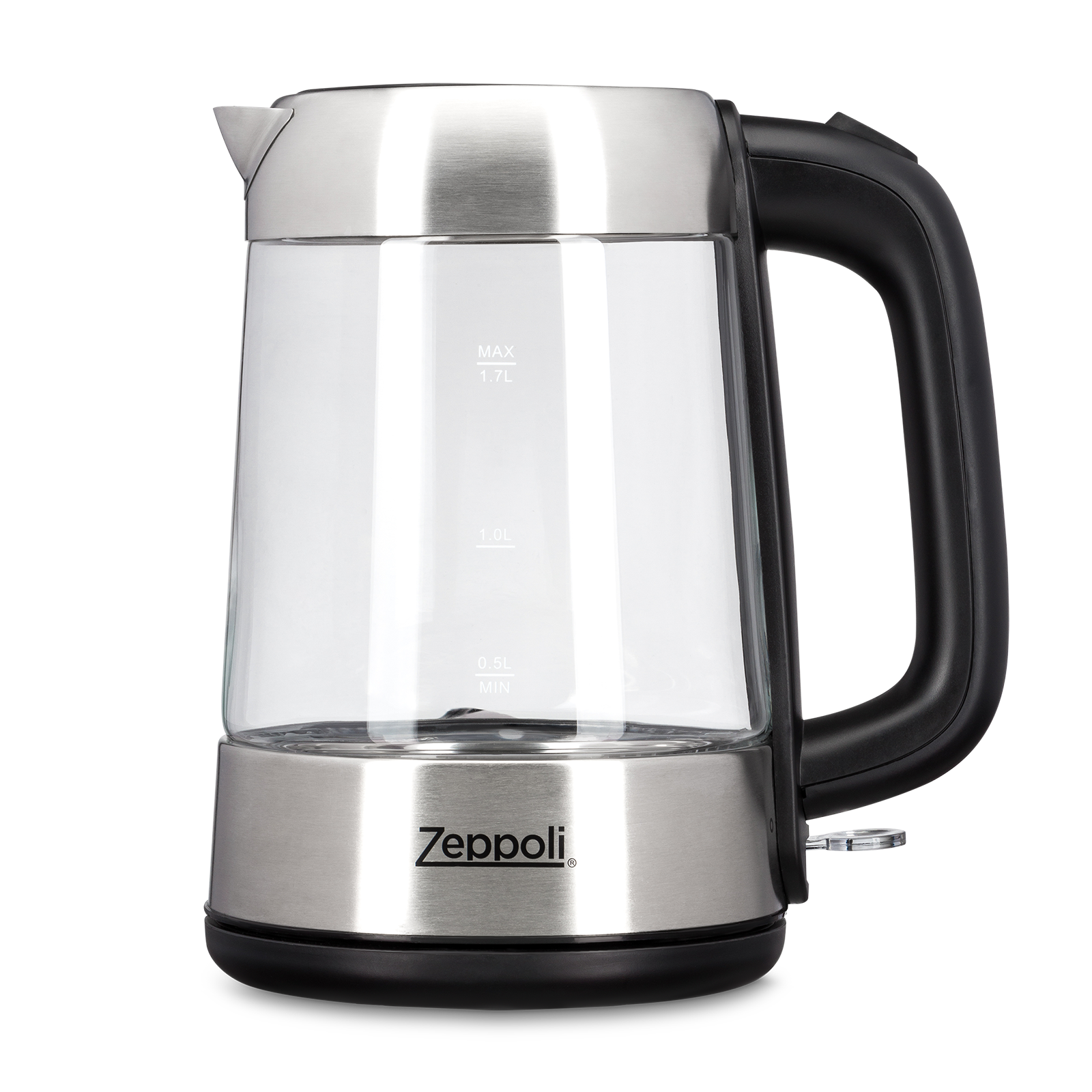 Electric kettle product photo