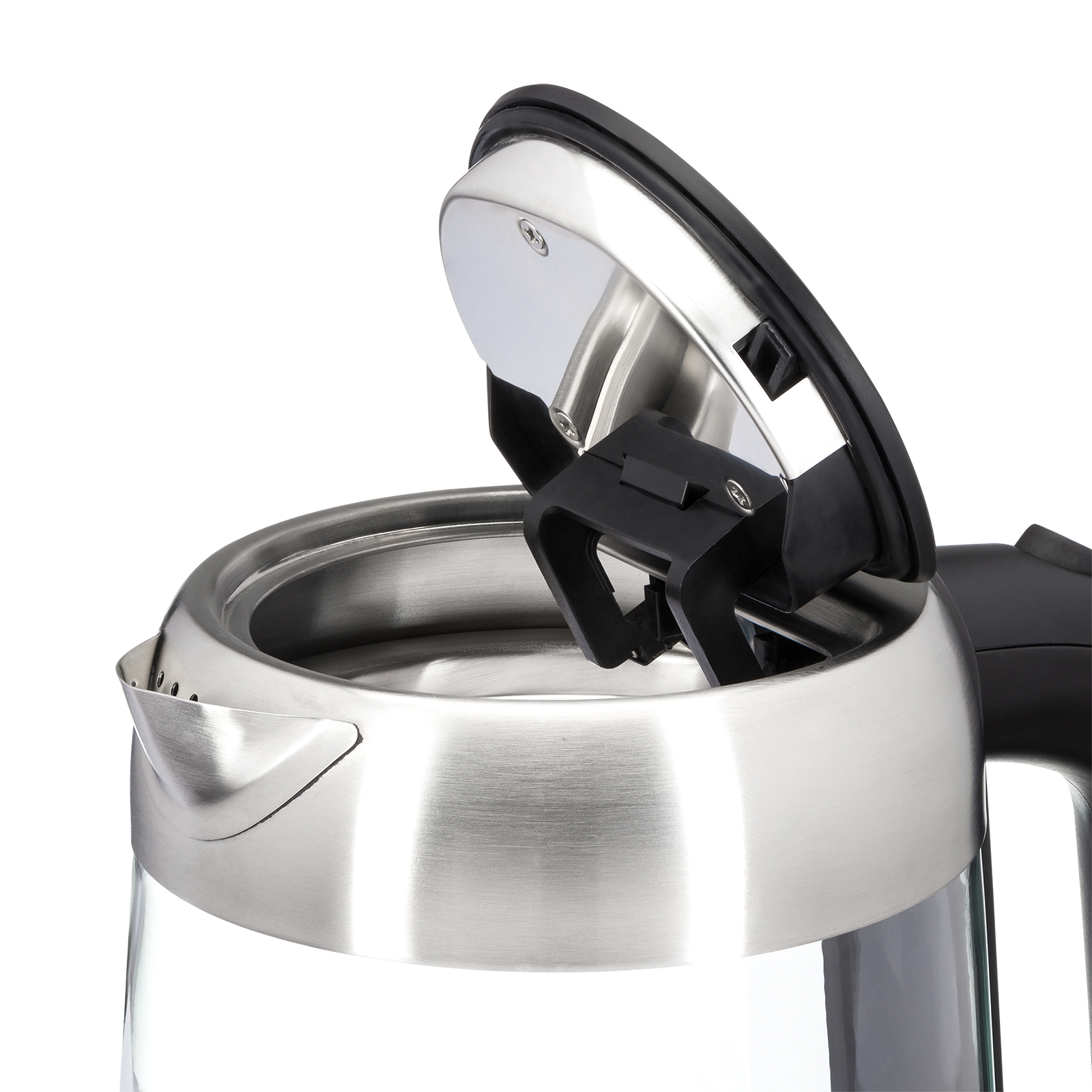 Electric kettle product photography