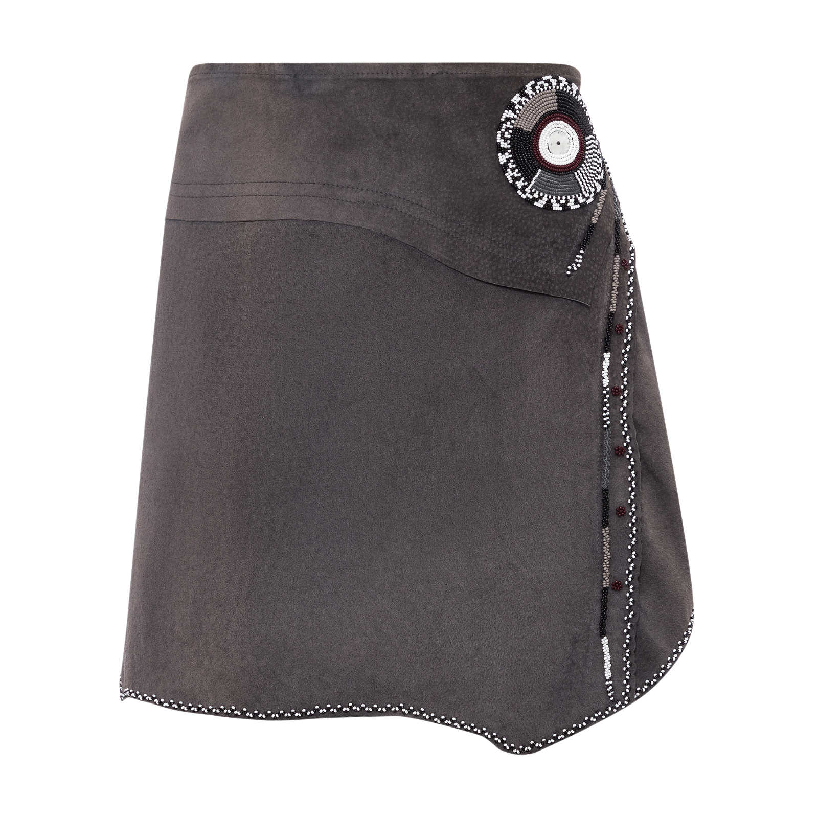 Ghost mannequin skirt product picture