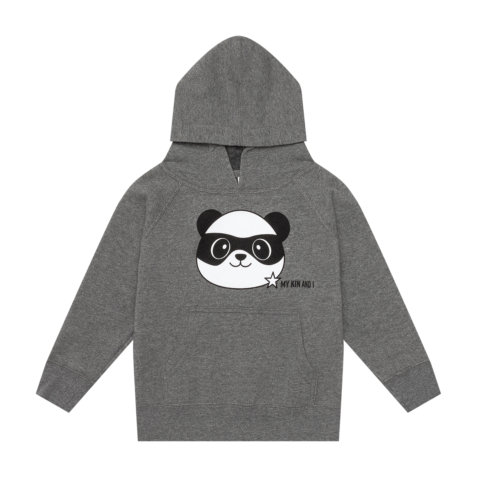 Hoodie flat lay product photo