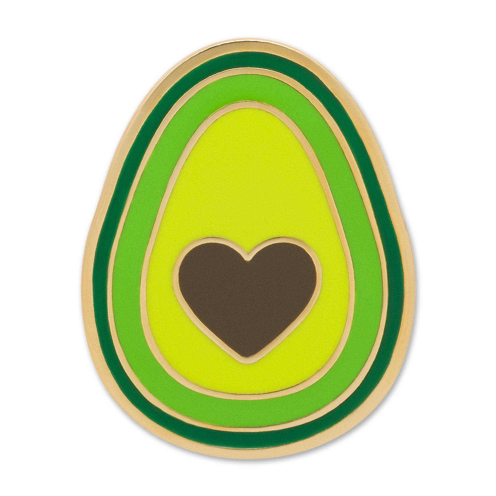 Avocado pin product photo