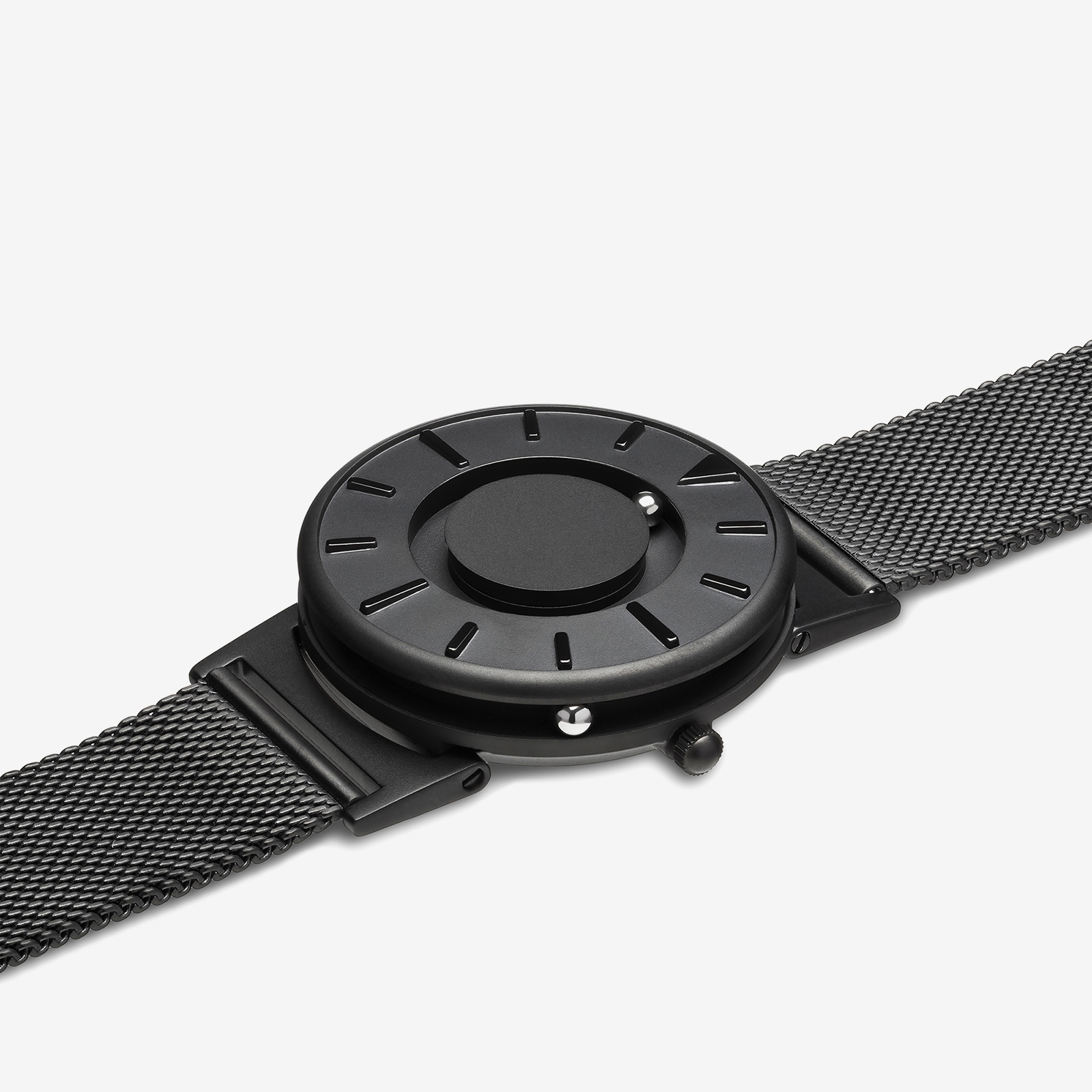 Total black watch product image