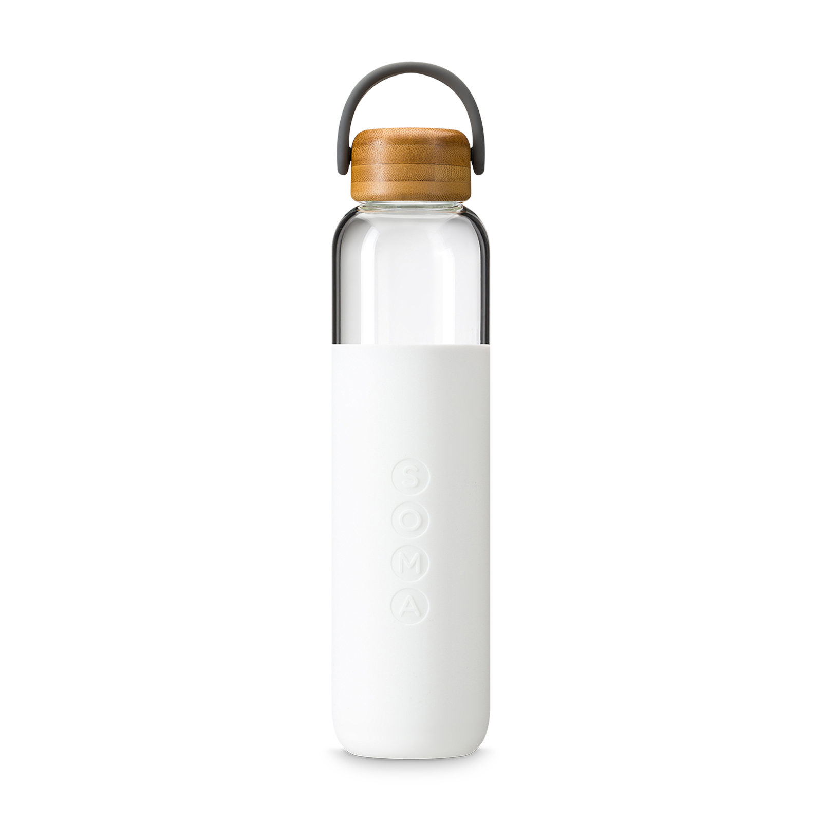 Water bottle product photography