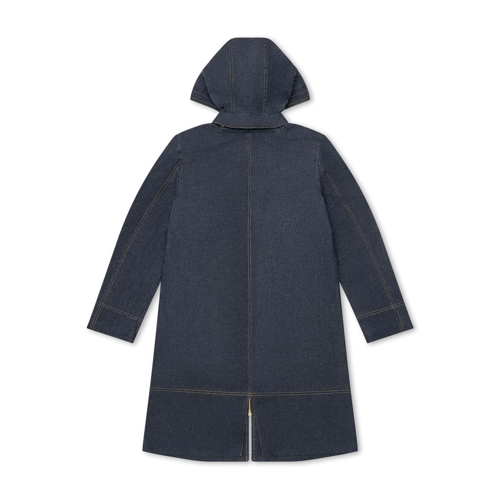 Jeans parka product photo