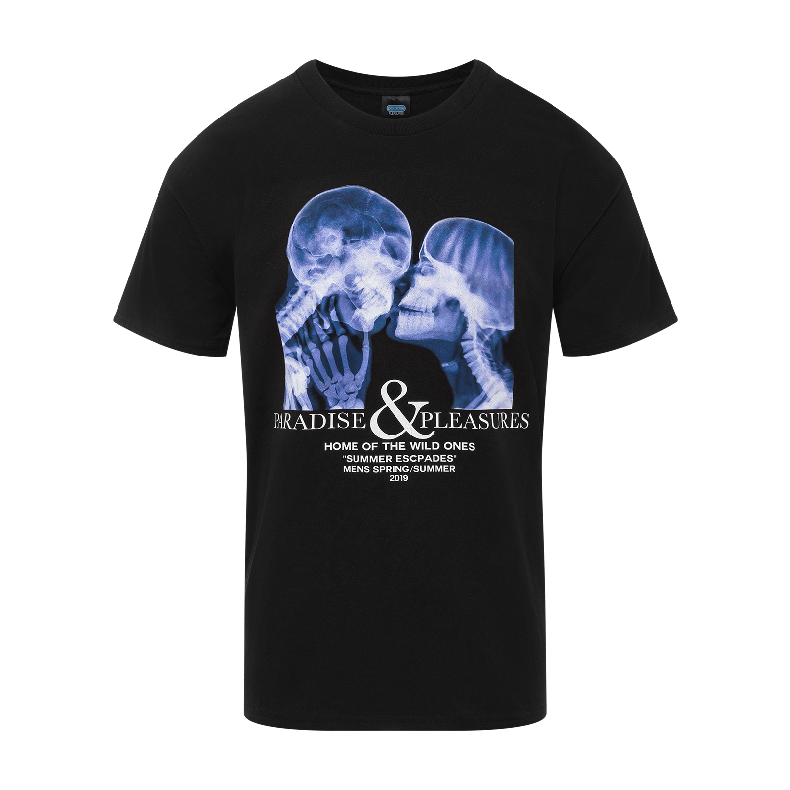 Ghost mannequin t-shirt product image