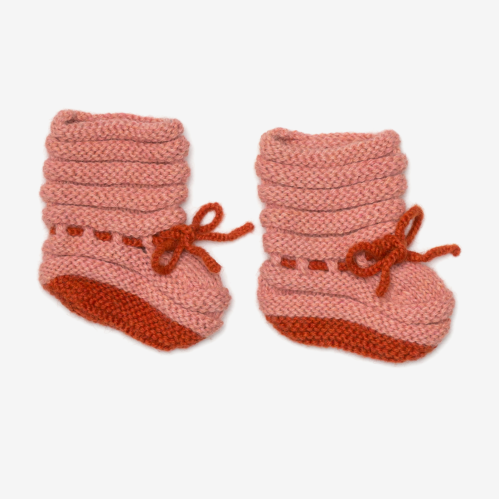 Knit booties product image