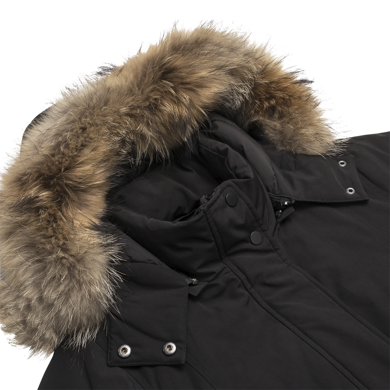 Fur parka hood product image