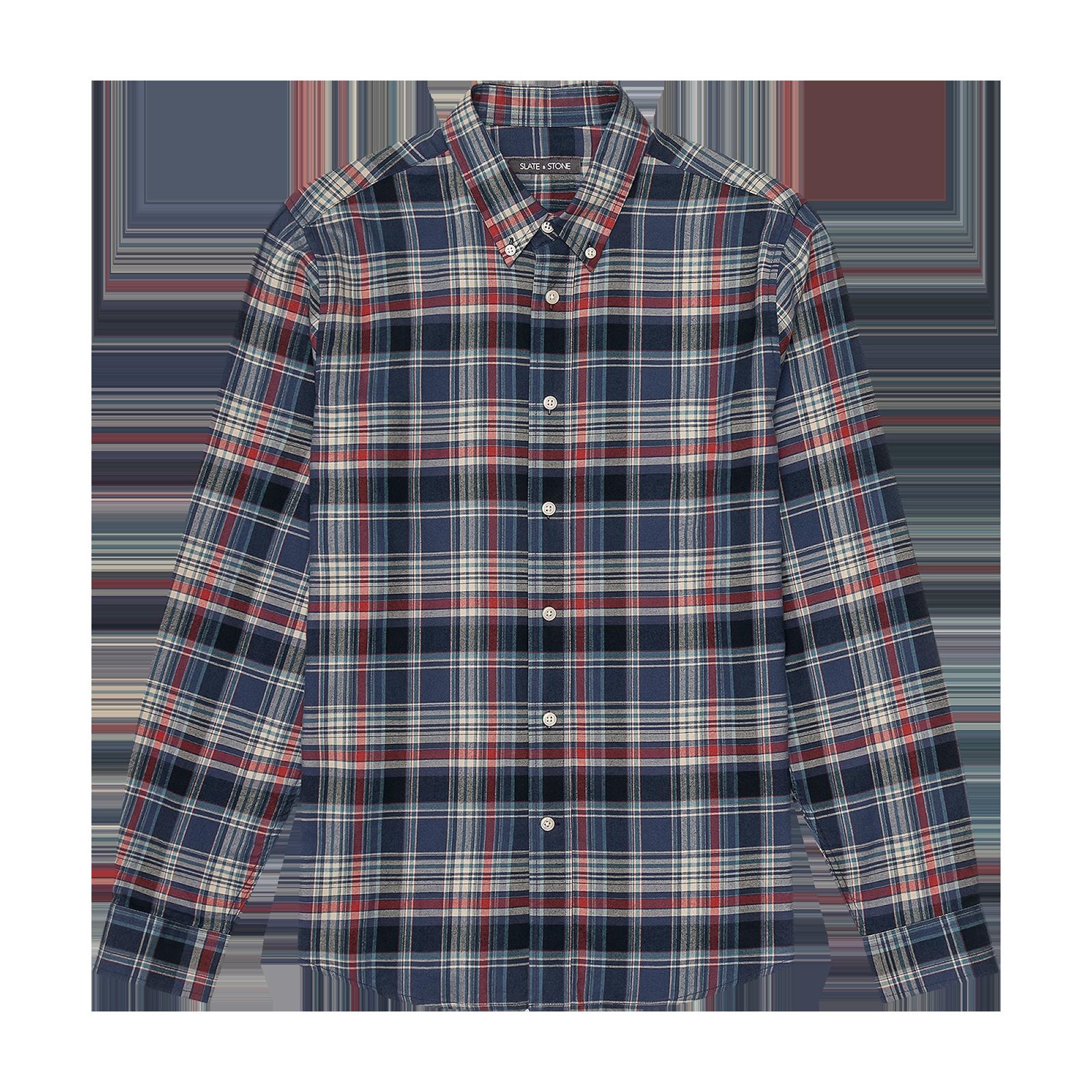 Flat lay shirt product image