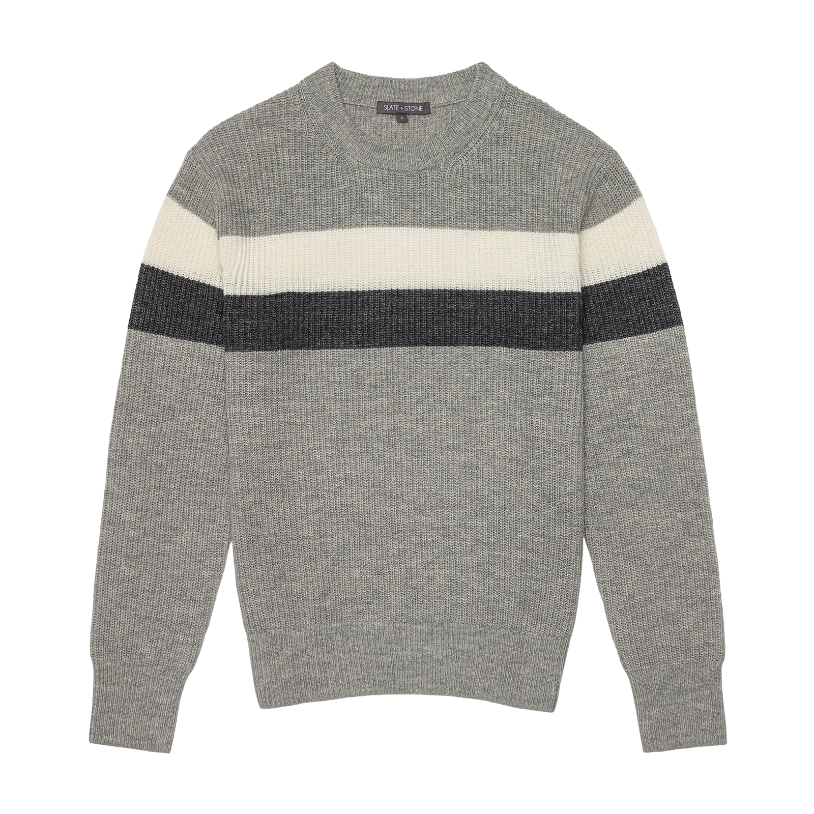 Flat lay sweater product image
