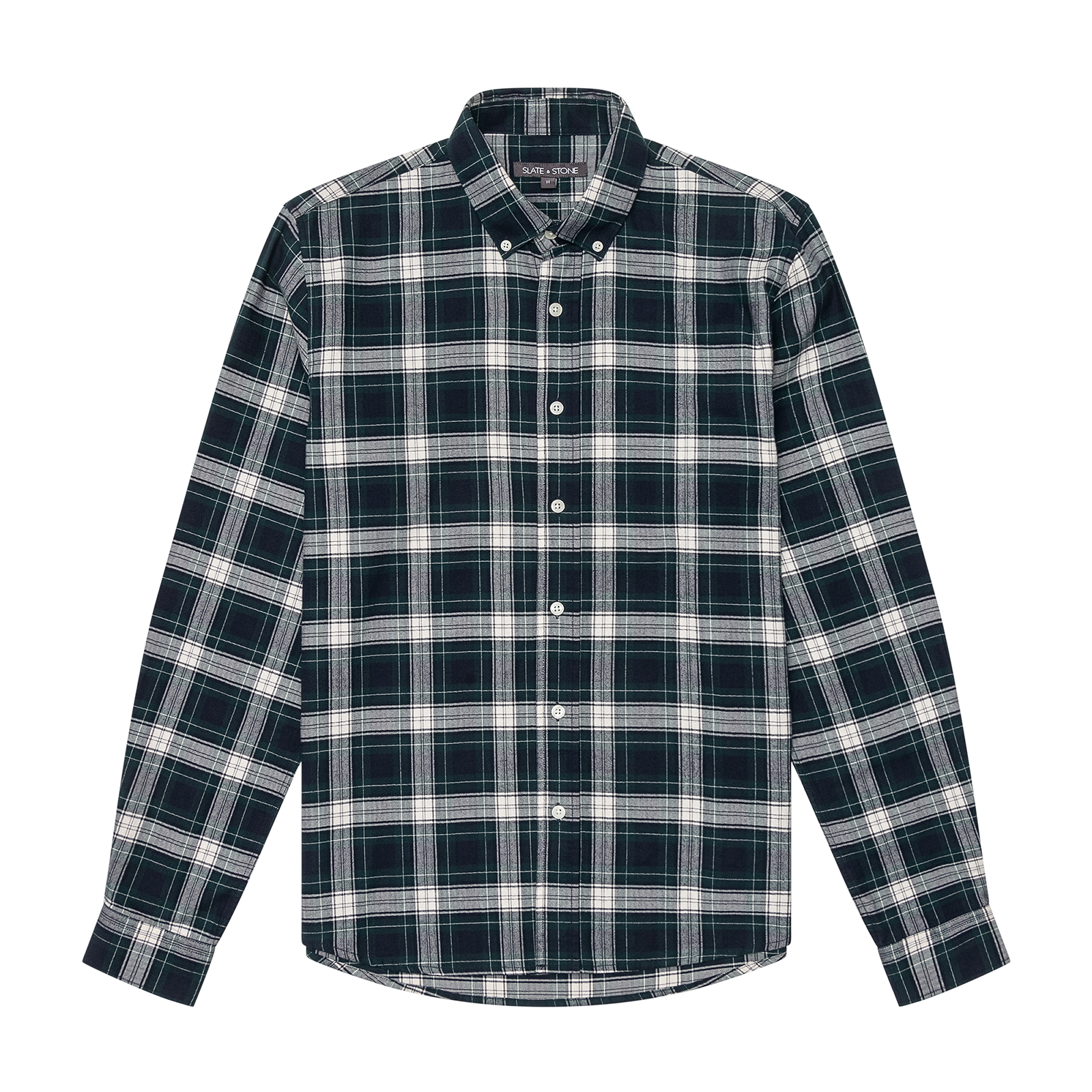 Flat lay shirt product photo